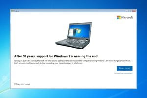 Windows 7 Expiring
