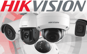 Hikvision Security Cameras